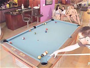 banging Pool Part two
