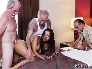 father instructs patron compeer s daughter how to grapple Staycation with a mexican cutie