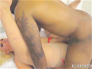 mummy Alura Jenson makes her daughters boyfriend witness as she gets boinked