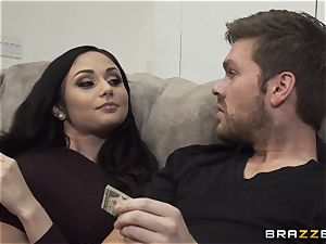 Ariana Marie riding on top