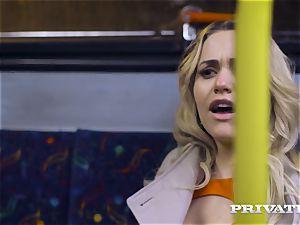 Private.com - Mia Malkova tears up in the hallway