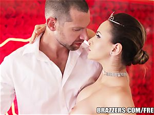 Brazzers - Aleska Diamond - nut sack Deep in the Ballerina