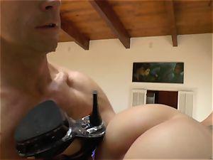 hard-core vulva thrashing Riley Reid and Maddy OReilly