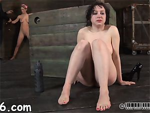 hottie luvs brutal pleasuring