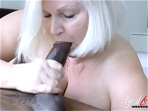 AgedLovE Lacey Starr multiracial hardcore sex