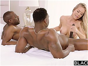 Nicole Aniston tries out the fresh bbc model
