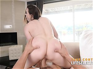 How I faced My gf Chanel Preston