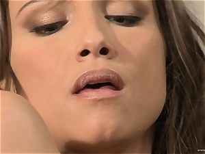 tormenting Celeste starlet loves finger plowing her vagina