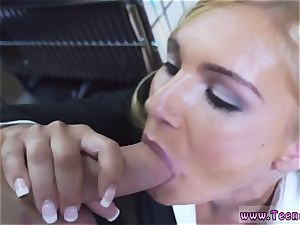 ass fucking sticky cumshot and first-ever time hot mummy torn up At The PawnSHop