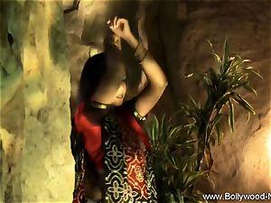 Indian milf honey Is impressive When She Dances
