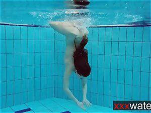elastic booty underwater Katrin