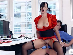 backsides BUERO - super-sexy German secretary romps at the office