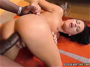Adriana Chechik big black cock ass fucking