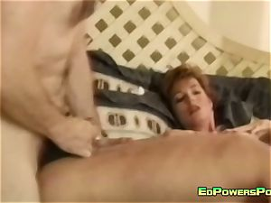 two light-haired hoes banged by Ed Powers
