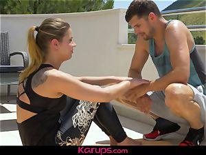 Karups - Angel Rivas boned outdoors