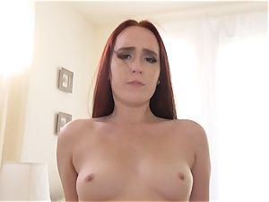 facial from stepdaddy with Alice Coxxx