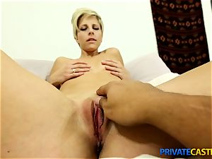 personal Casting-X - cutie agreed to screw for cash
