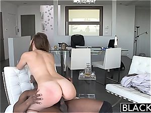 BLACKED legal Years old Addicted to black bone