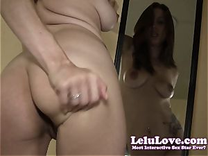 Lelu love - pink pucker worship Jerkoff Encouragement