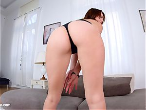 hardcore buttfuck scene with Lola sparkle by booty Traffic
