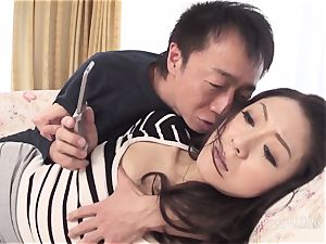 41Ticket - Ruri Hayami pulverizes husband's acquaintance