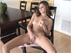 tastey Ariana Marie softcore solo onanism