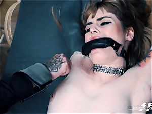 sensational soles power - warm German lesdom tortures marionettes
