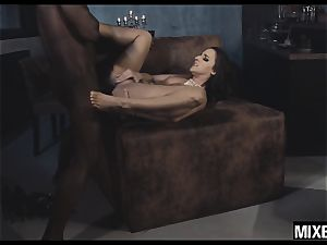 hot Amirah Adara gets her butt stretched by monster man rod