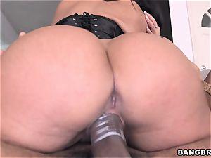 Becca Diamond and Vanessa Luna pound together