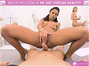 VR PORN-Tutored by super-fucking-hot honies