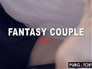 PURGATORYX desire couple Part three with April Snow