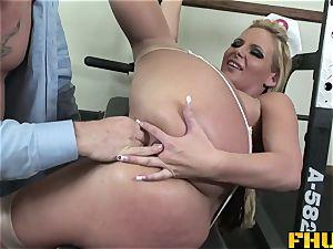 FHUTA physician providing Phoenix Marie a full