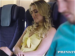 Mia Malkova fucks on a vapid