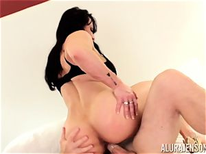 Alura Jenson and her slit gobbling buddy Brandi May get into deep trouble