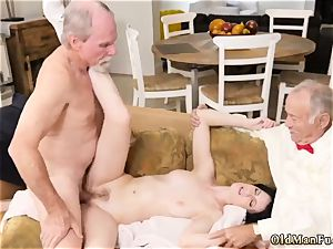 senior cuckold bisexual hardcore She a red-hot smallish chick that we get to witness the dudes have