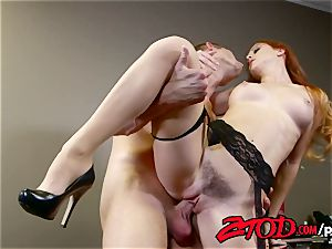 ZTOD - Karlie Montana Wants Her employees manstick