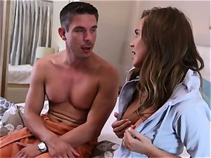 Alexis Adams - I fantasy my father's immense heavy dick in my muff