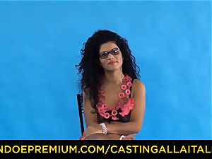 casting ALLA ITALIANA - Romanian nympho backside torn up