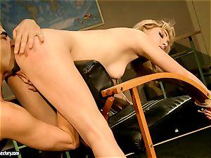 mega-slut Lily enjoys desired the way she gets poked from behind until she spunks