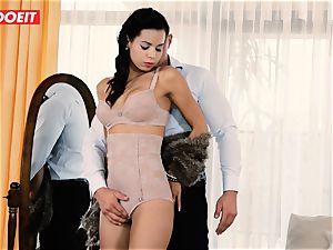 LETSDOEIT - insane duo Has Retro wish harsh intercourse